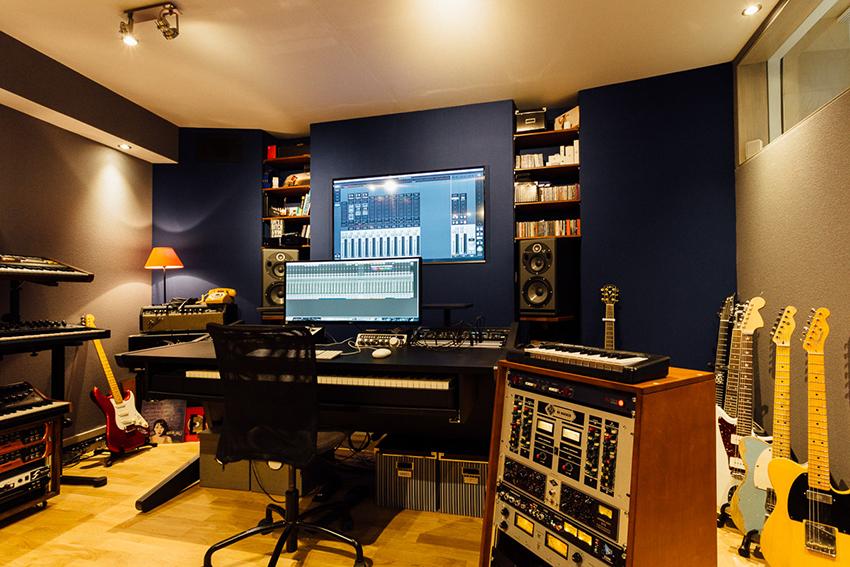 Studio d enregistrement pantin id es d coration id es - Meuble de studio d enregistrement ...